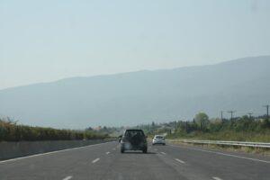 E75 Motorway, Eastern Greece