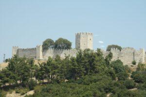 Castle of Platamonas, Greece