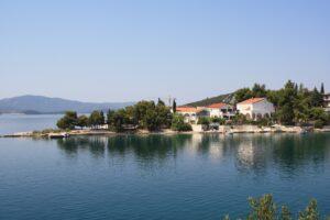 Adriatic coastline, Croatia